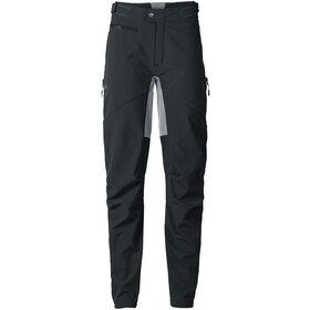 VAUDE Qimsa II Softshell Broek Dames, black